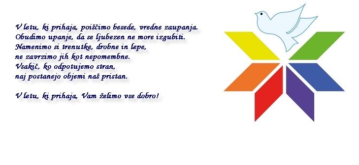 Kolektiv in učenci Prve osnovne šole Slovenj Gradec