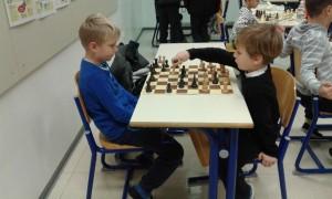 Regijsko šahovsko tekmovanje- Nejc Kramer regijski prvak v kategoriji F12