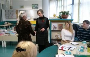 Srečanje ravnateljev in koordinatorjev ter njihovih namestnikov UNESCO ASP mreže šol  SREDIŠČA Slovenj Gradec