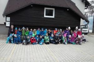 Mini šola v naravi