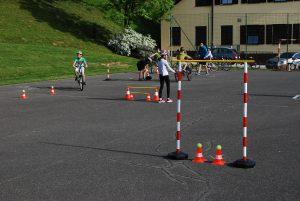 Priprave na kolesarski izpit