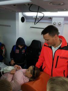 Obisk v enoti ZRCK v Slovenj Gradcu