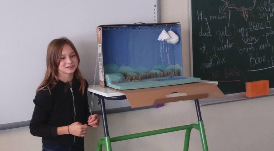 Primer dobre prakse uspešnega medpredmetnega povezovanja naravoslovje v 5 . razredu in angleščina